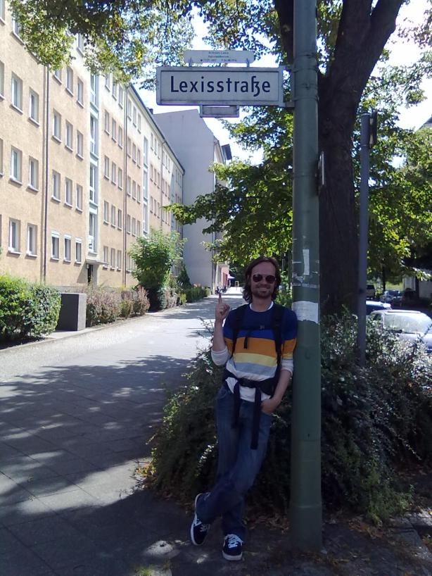 Alexis at Lexisstrasse